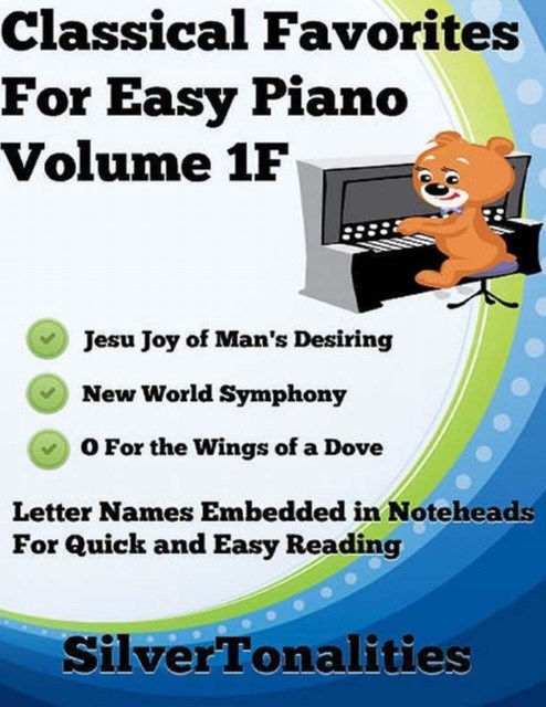 (ebook) Classical Favorites for Easy Piano Volume 1 F
