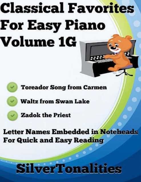 (ebook) Classical Favorites for Easy Piano Volume 1 E