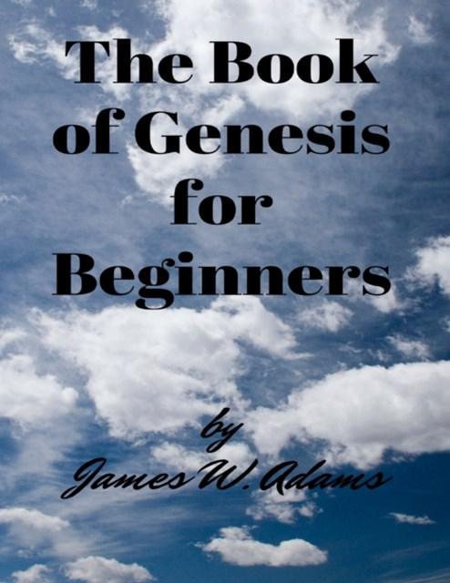 (ebook) Book of Genesis for Beginners