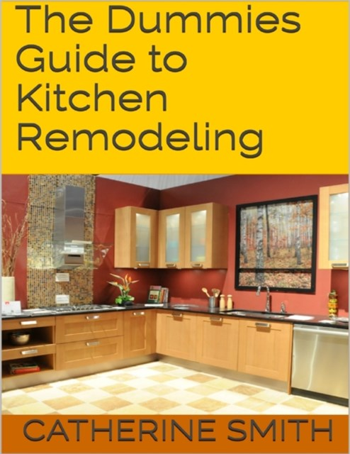 (ebook) Dummies Guide to Kitchen Remodeling