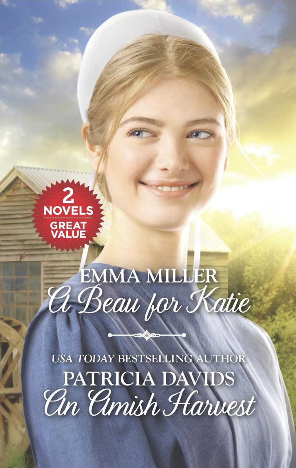 A Beau for Katie / an Amish Harvest