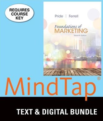 Foundations of Marketing + Lms Integrated for Mindtap Marketing, 6-month Access