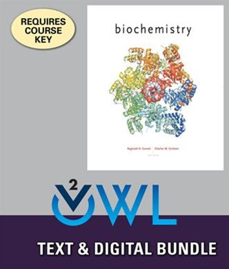 Bundle: Biochemistry, 6th + OWLv2 with Student Solutions Manual, 4 Terms (24 Months) Printed Access
