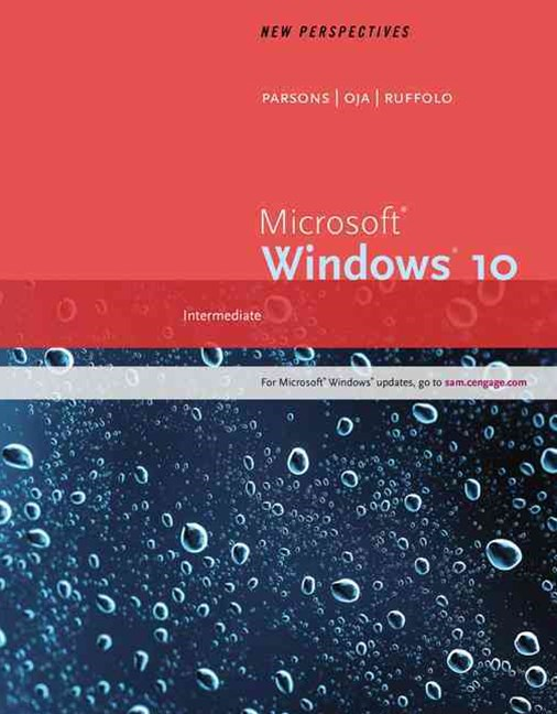 New Perspectives Microsoft® Windows 10