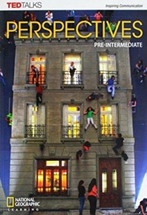 Perspectives Pre-intermediate: Student's Book by National Geographic Learning (9781337277167) - PaperBack - Language