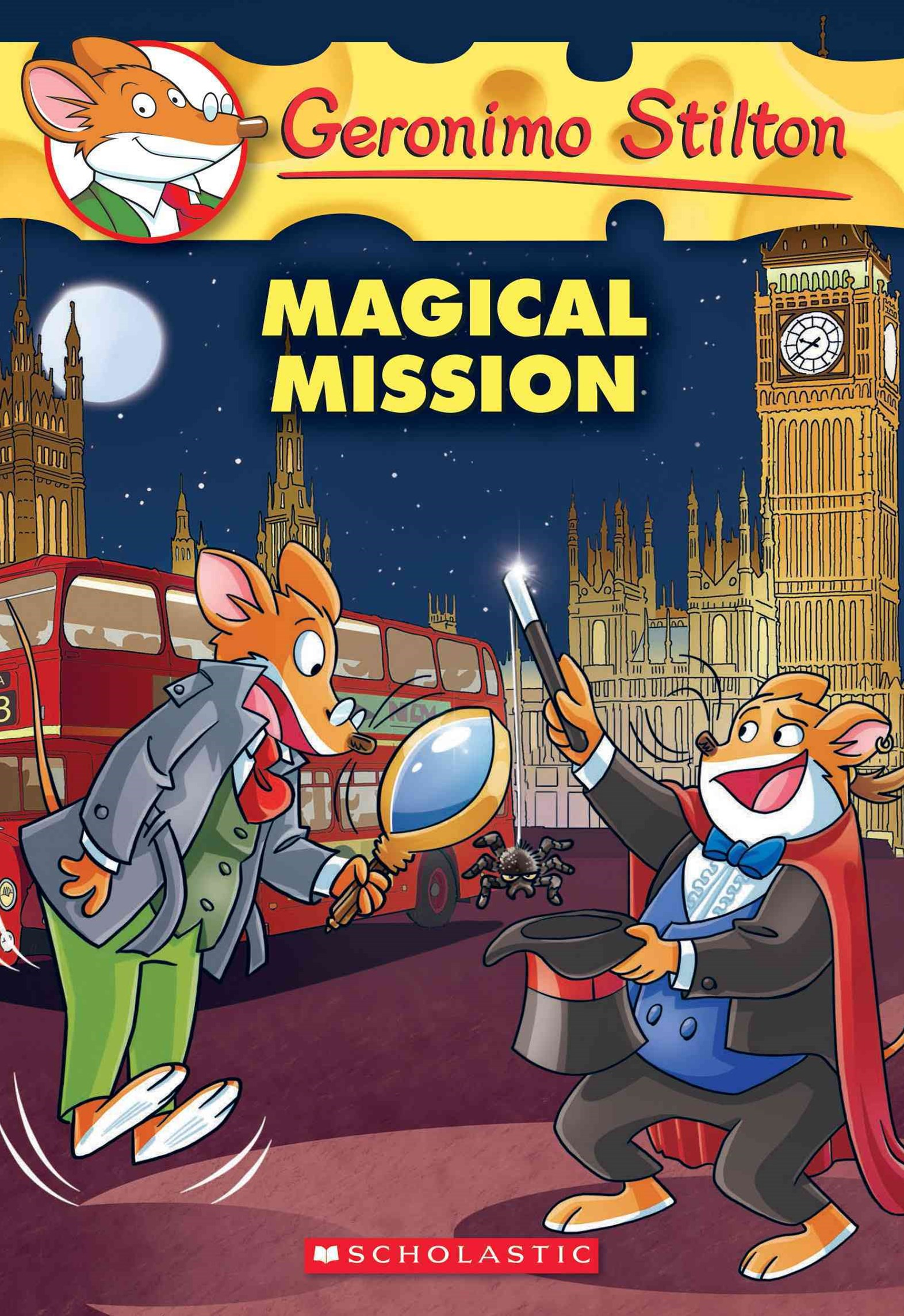 Geronimo Stilton: #64 Magical Mission