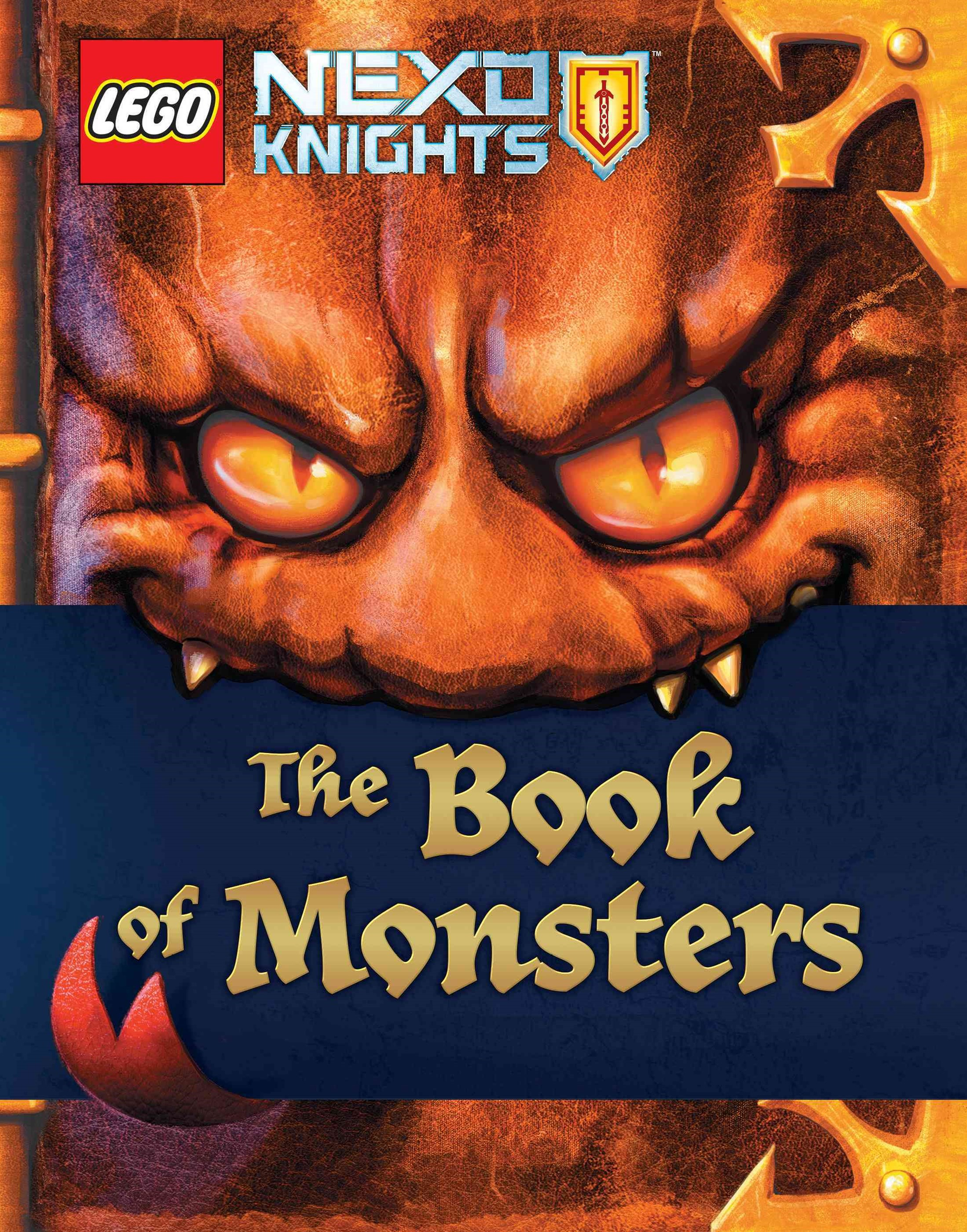 LEGO Nexo Knights: Book of Monsters