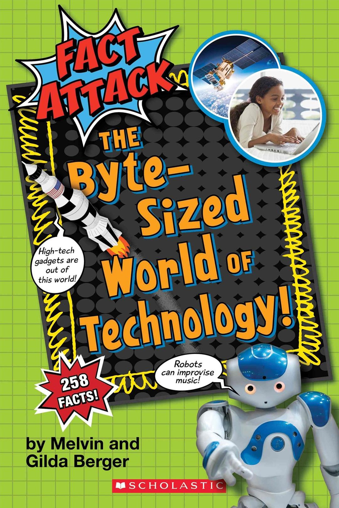 Byte-Sized World of Technology (Fact Attack #2)