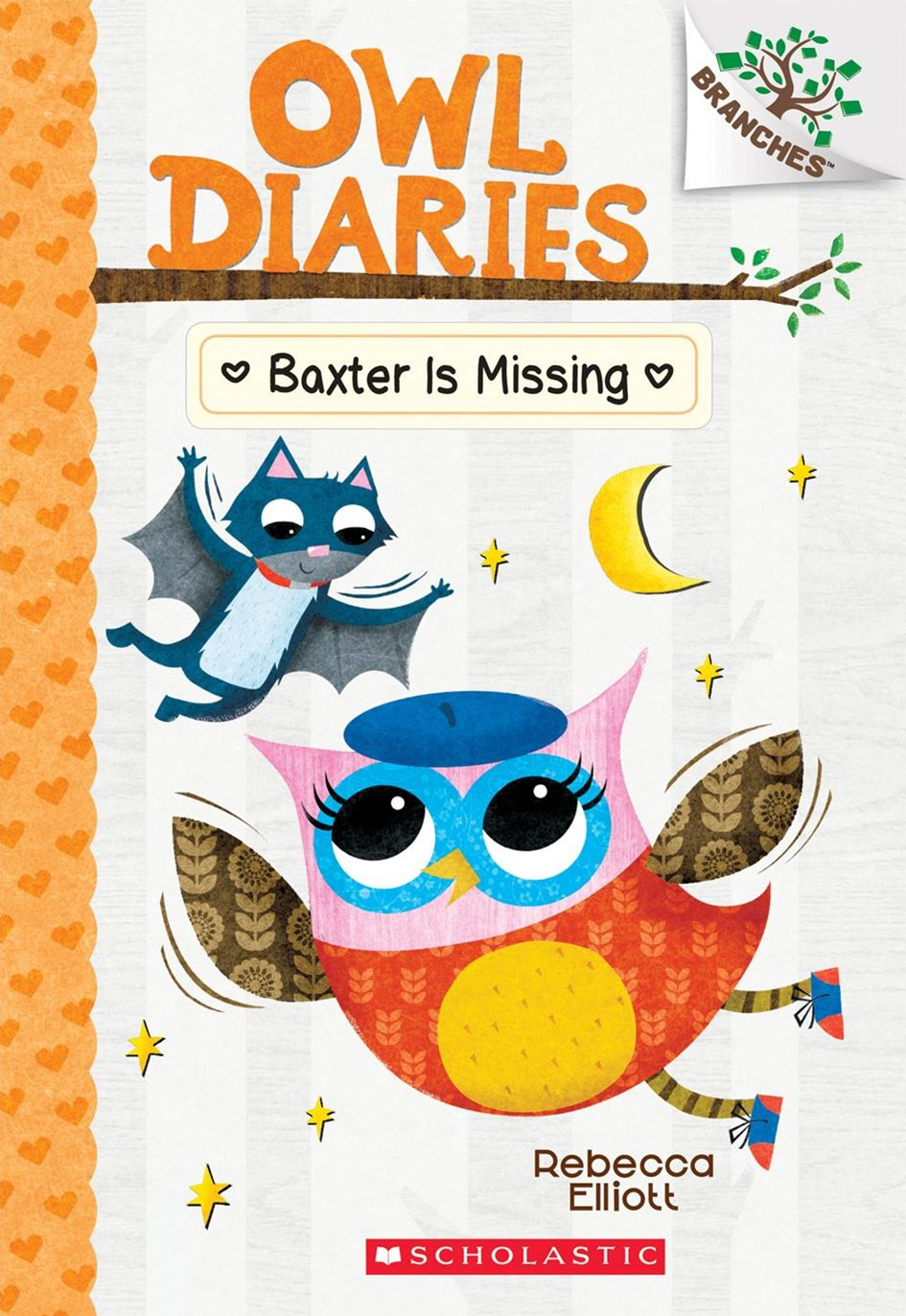 Baxter Is Missing - A Branches Book
