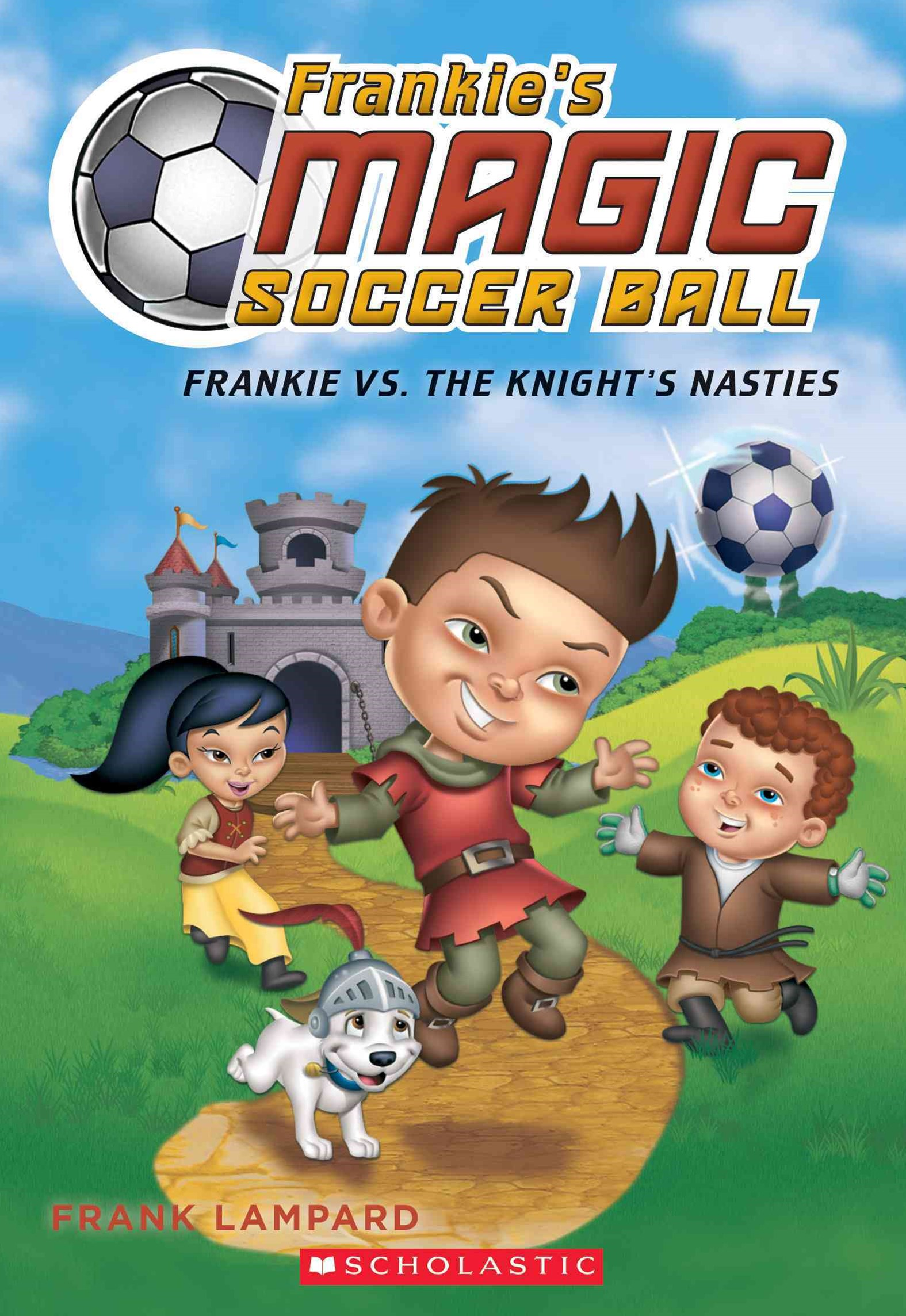 Frankie vs. the Knight's Nasties