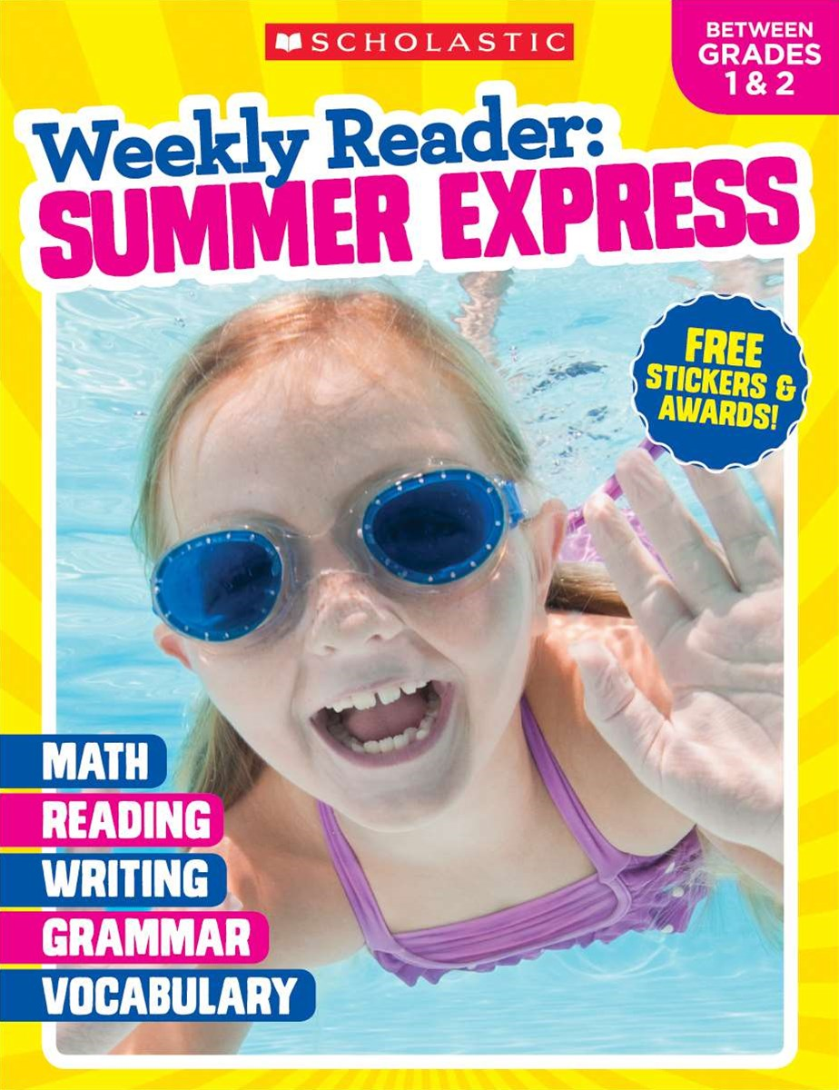 Weekly Reader - Summer Express, Between Grades 1 and 2