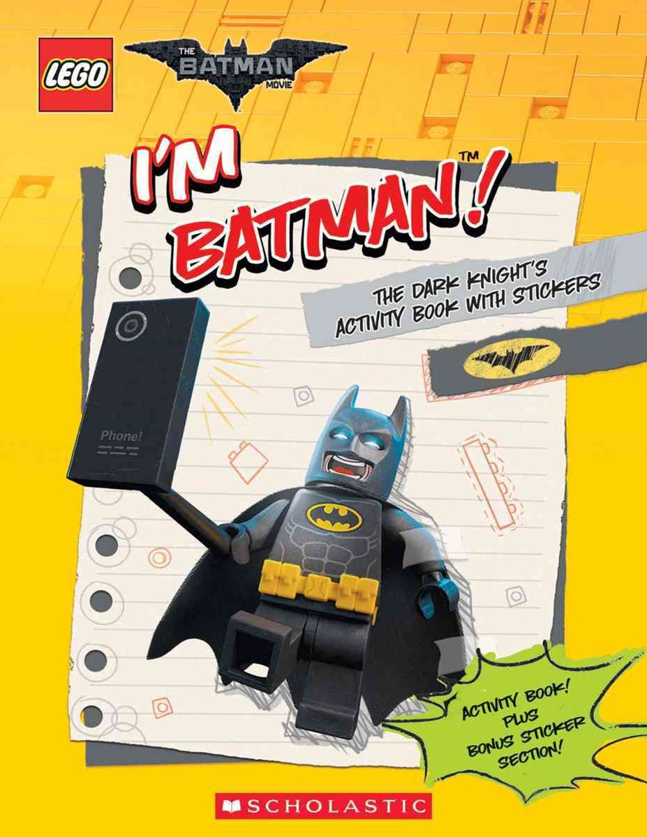 LEGO: The Batman Movie I'm Batman!