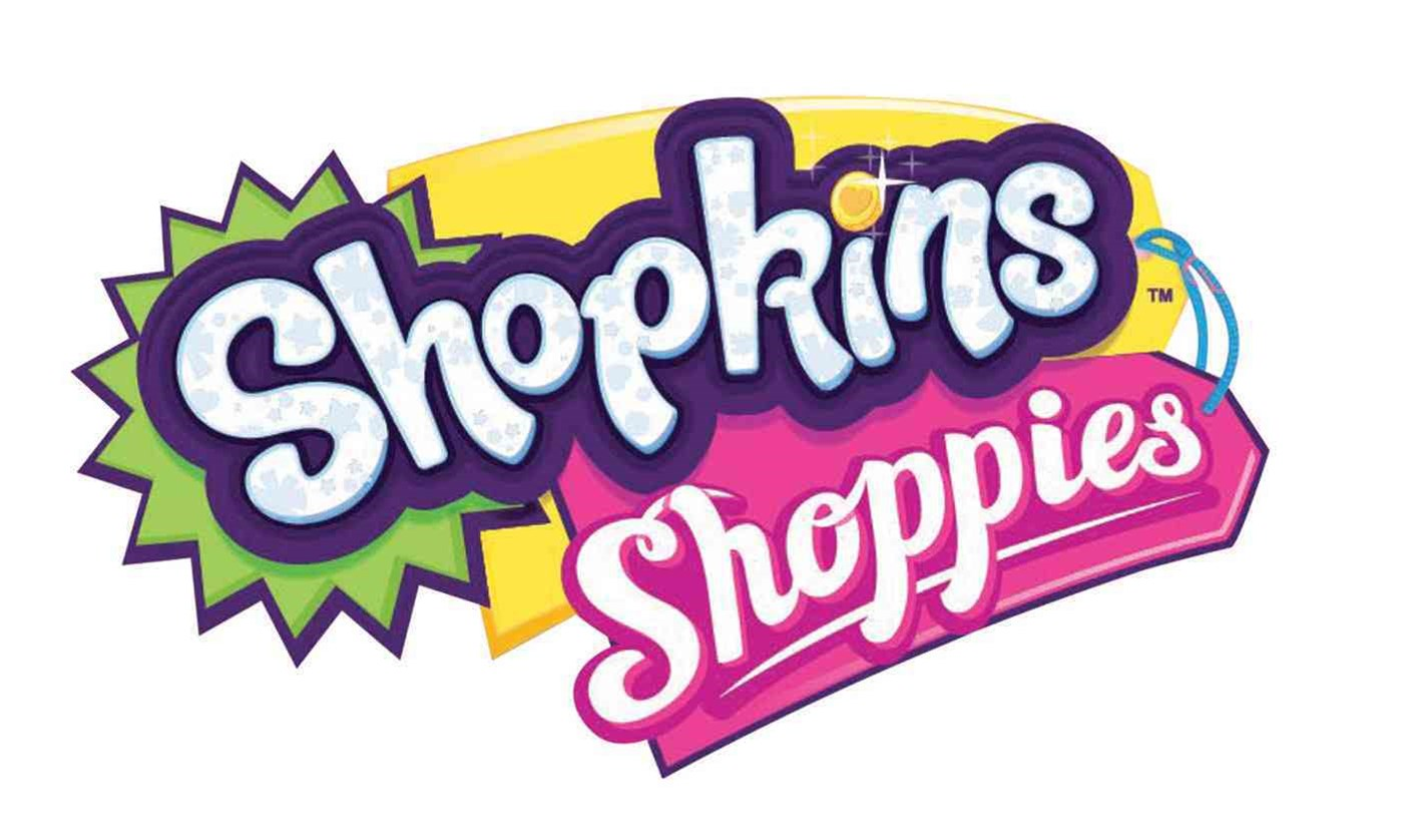 Shopkins Shoppies Poster Book