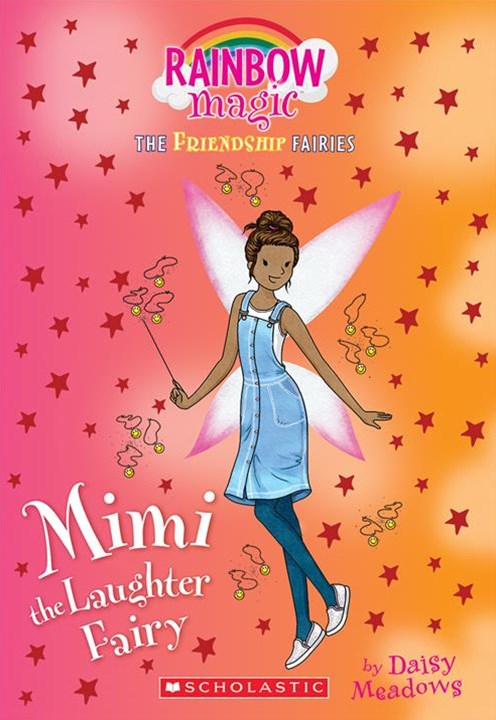 Mimi the Laughter Fairy (Friendship Fairies #3)