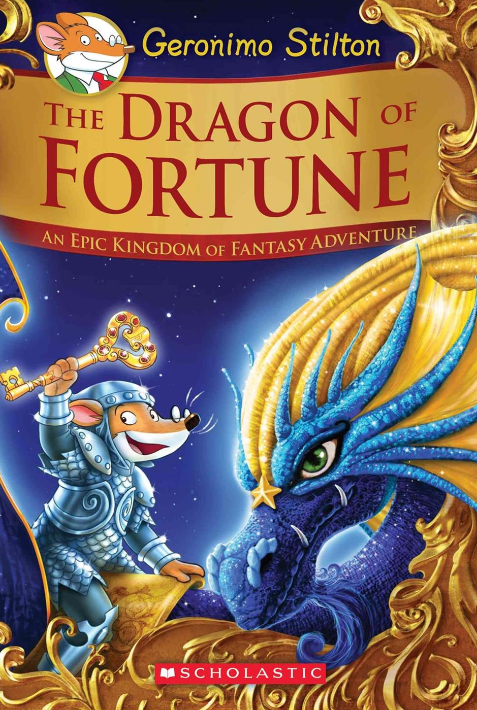 Geronimo Stilton and the Kingdom of Fantasty SE #2: The Dragon of Fortune