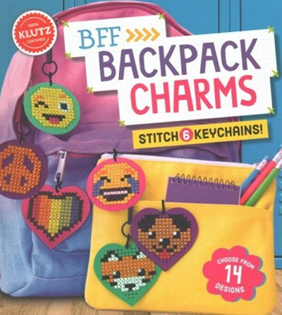 Klutz: BBF Backpack Charms