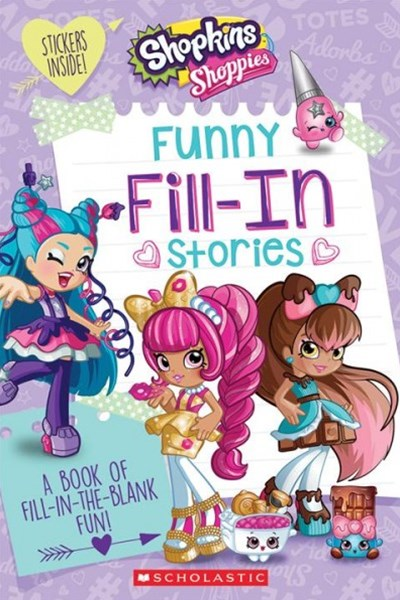 Funny Fill-In Stories
