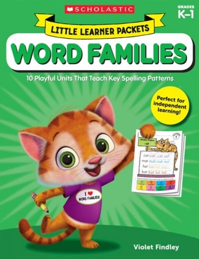 Word Families Grades K-1
