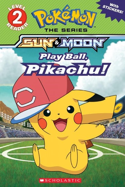 Play Ball, Pikachu!