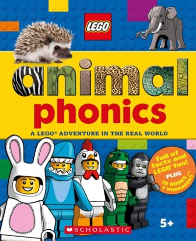 Animals Phonics Set