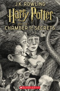 Harry Potter and the Chamber of Secrets - 20th Anniversary Brian Selznick Cover Edition