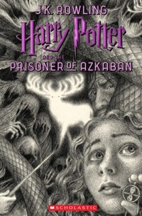 Harry Potter and the Prisoner of Azkaban - 20th Anniversary Brian Selznick Cover Edition