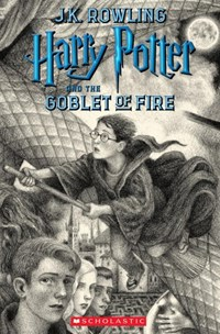 Harry Potter and the Goblet of Fire - 20th Anniversary Brian Selznick Cover Edition
