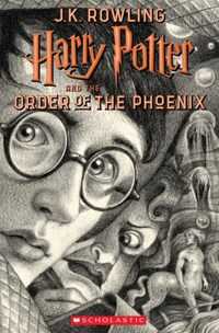 Harry Potter and the Order of the Phoenix - 20th Anniversary Brian Selznick Cover Edition