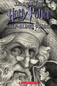 Harry Potter and the Half-blood Prince - 20th Anniversary Brian Selznick Cover Edition