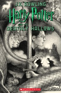 Harry Potter and the Deathly Hallows - 20th Anniversary Brian Selznick Cover Edition