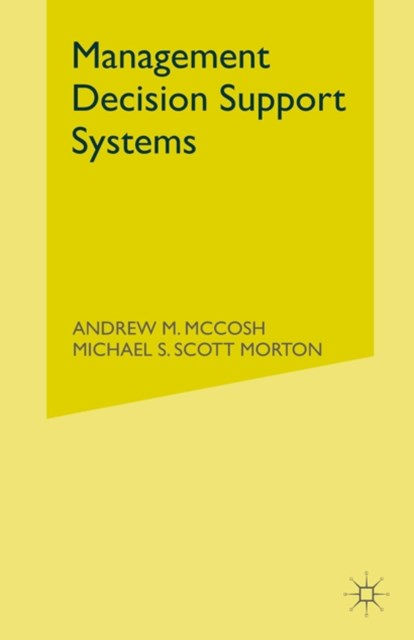 Management Decision Support Systems