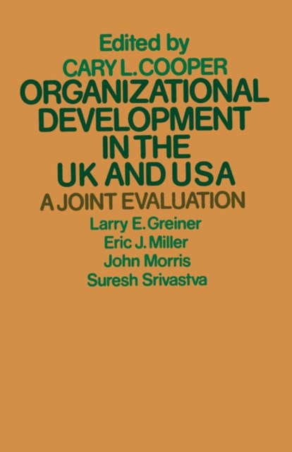 Organizational Development in the UK and USA