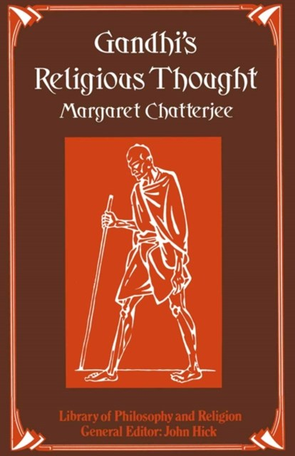 (ebook) Gandhi's Religious Thought
