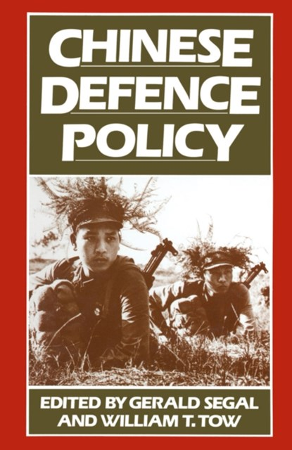 (ebook) Chinese Defence Policy