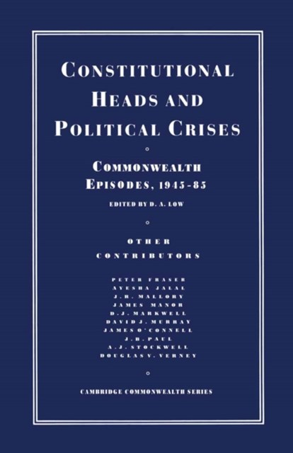 Constitutional Heads and Political Crises