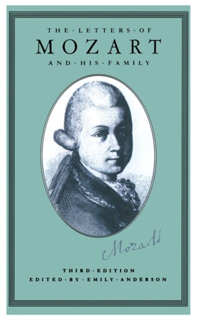 (ebook) Letters of Mozart and his Family