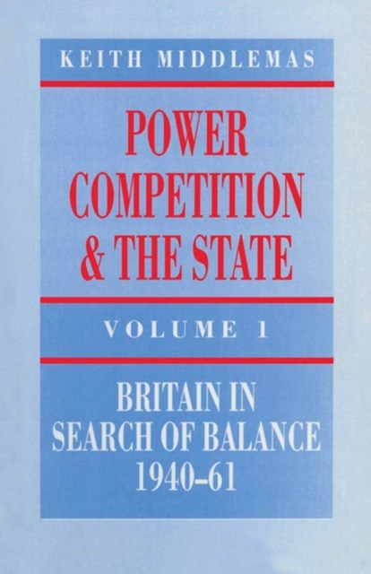 (ebook) Power, Competition and the State