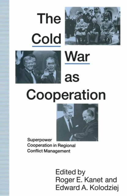 (ebook) Cold War as Cooperation