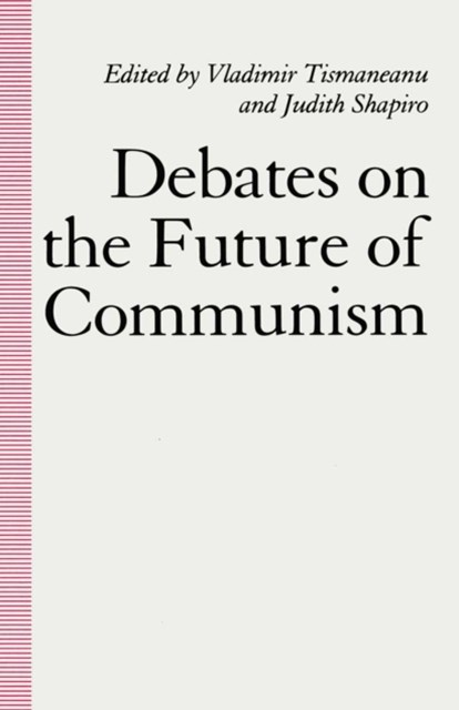(ebook) Debates on the Future of Communism