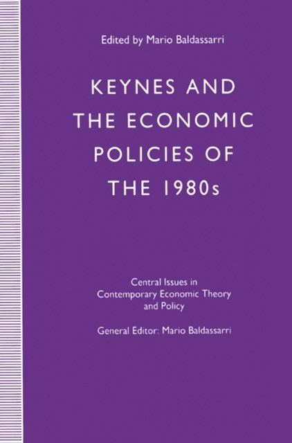 (ebook) Keynes and the Economic Policies of the 1980's