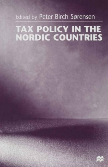 Tax Policy in the Nordic Countries