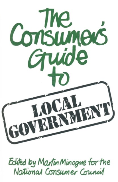 consumer's guide to local government