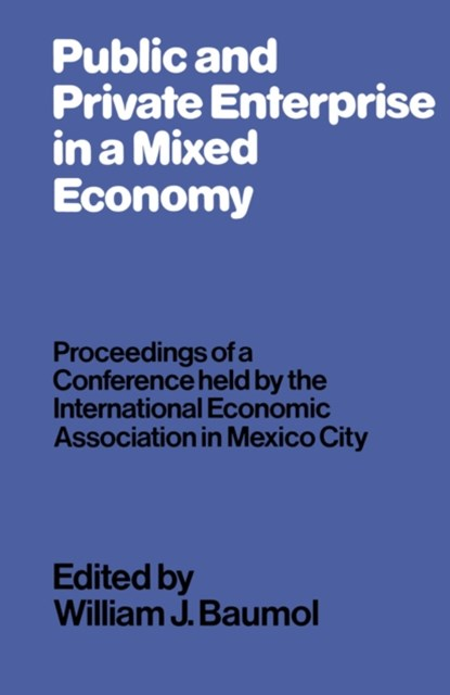 (ebook) Public and Private Enterprise in a Mixed Economy