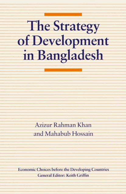 Strategy of Development in Bangladesh