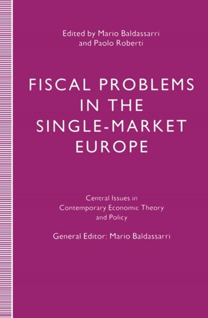 (ebook) Fiscal Problems in the Single-Market Europe