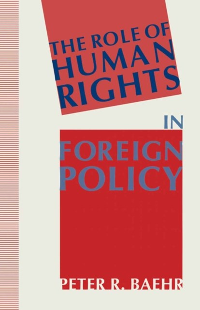 (ebook) Role of Human Rights in Foreign Policy