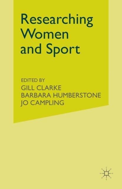 (ebook) Researching Women and Sport
