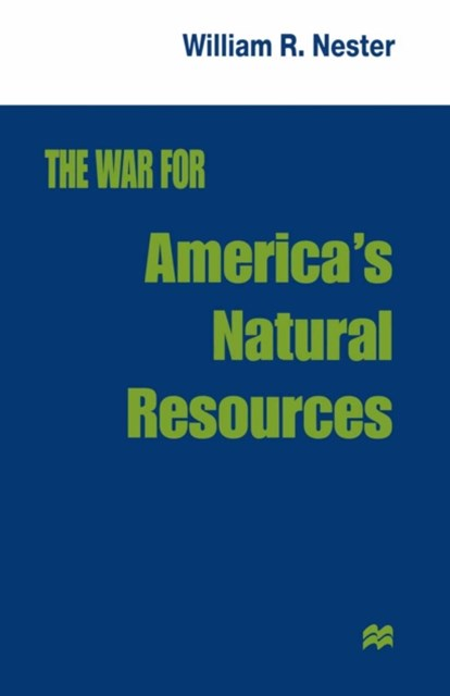 (ebook) War for America's Natural Resources