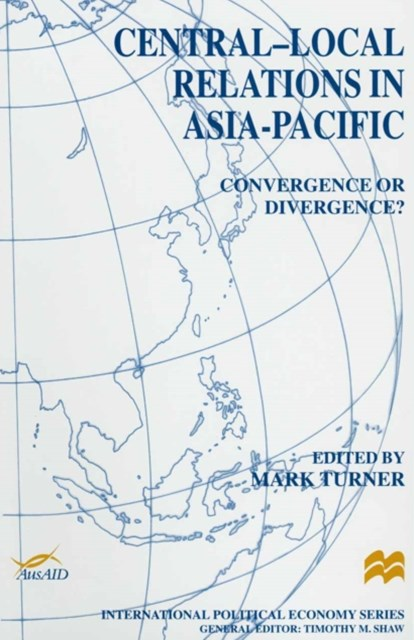 (ebook) Central-Local Relations in Asia-Pacific