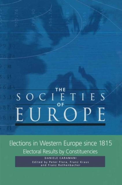 (ebook) Elections in Western Europe 1815-1996